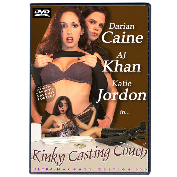 Darian Caine - Kinky Casting Couch (DVD)