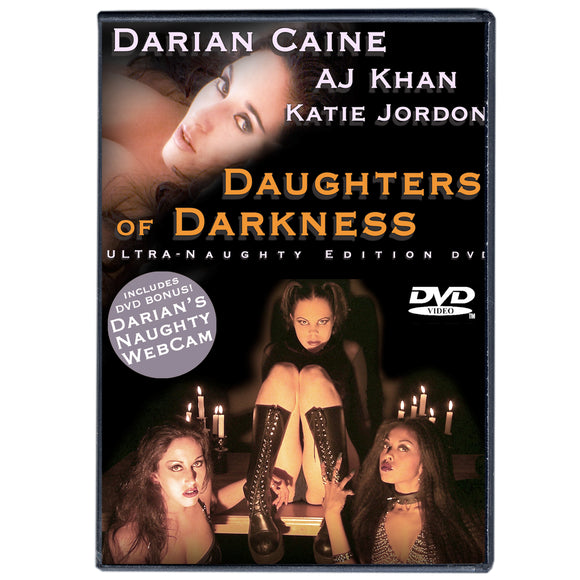 Darian Caine - Daughters Of Darkness (DVD)