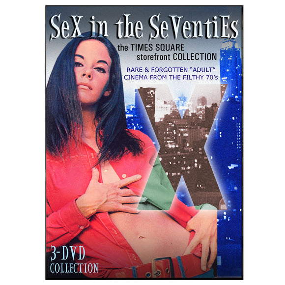 Sex In The Seventies Times Square Collection (2-DVD)