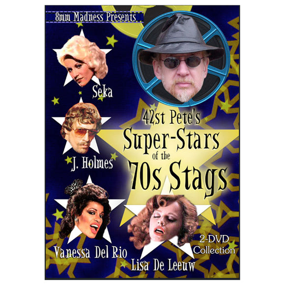 42nd Street Pete's 8mm Madness 2: Super-Stars of the Stags (2-DVD)