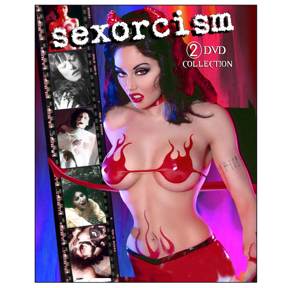 Grindhouse Sexorcism Collection (2-DVD)