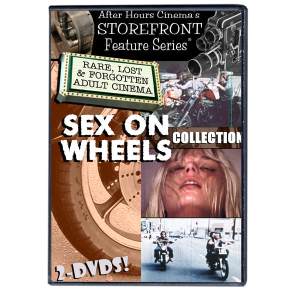 Sex On Wheels Grindhouse Triple Feature (2-DVD)