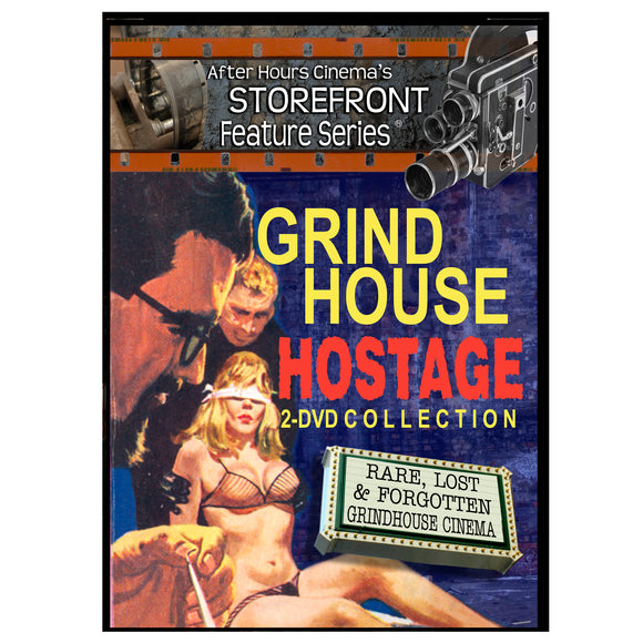 Grindhouse Hostage Triple Feature Vol. 1 (2-DVD)
