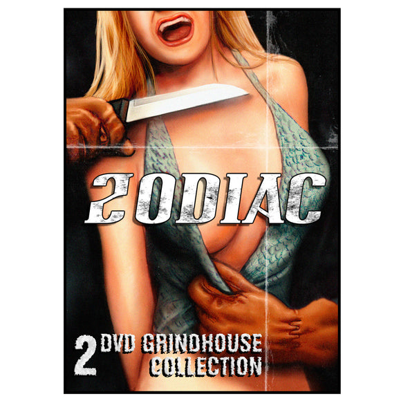 Grindhouse Killer Double Feature - The Zodiac (DVD)