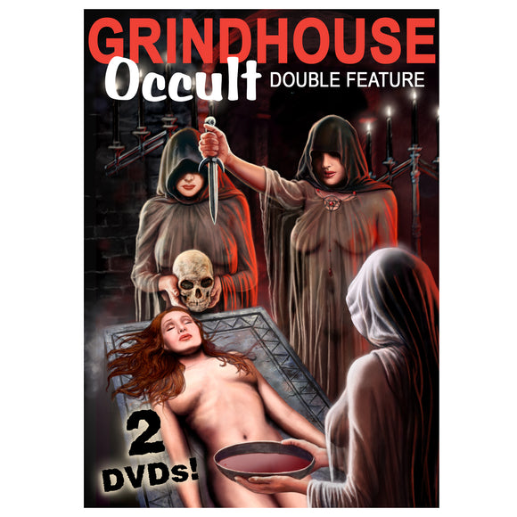 Grindhouse Occult Double Feature (DVD)