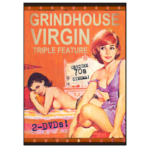 Grindhouse Virgin Triple Feature (DVD)