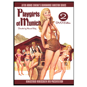 Playgirls Of Munich Grindhouse Director Series (OOP DVD)