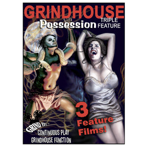 Grindhouse Possession Triple Feature (DVD)