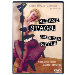 Sleazy Stags American Style (DVD)