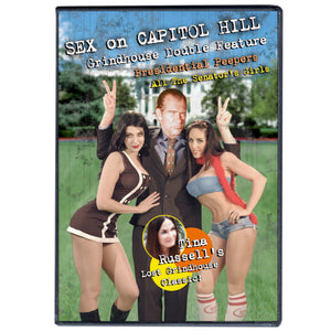 Sex On Capitol Hill - Grindhouse Double Feature (DVD)