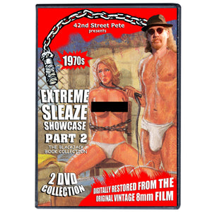 42nd Street Pete's 8mm Madness 12: Extreme Sleaze II (2-DVD)