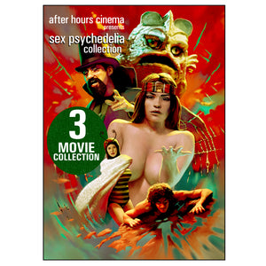 Grindhouse Psychedelia Collection (2-DVD)