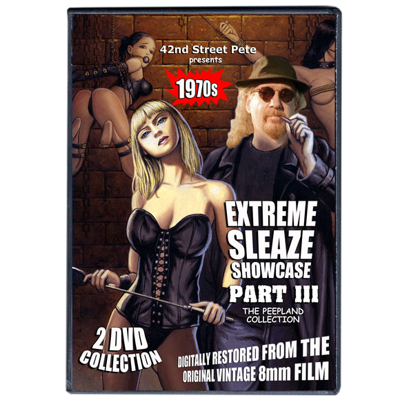 42nd Street Pete's 8mm Madness 13: Extreme Sleaze III (2-DVD)