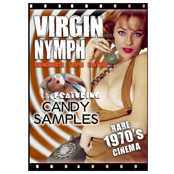 Virgin Nymph Triple Feature (DVD)