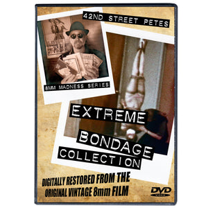 42nd Street Pete's 8mm Madness 11: Bondage Collection (DVD)