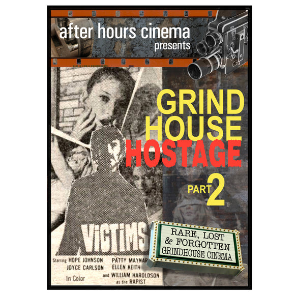 Grindhouse Hostage Triple Feature Vol. 2 (DVD)