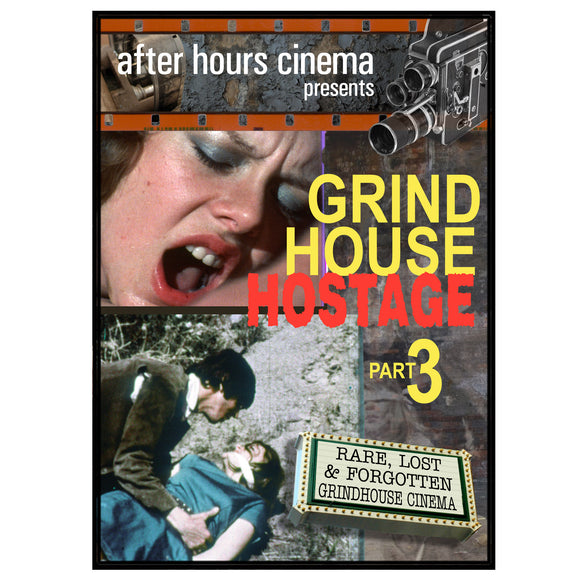 Copy of Grindhouse Hostage Triple Feature Vol. 3 (DVD)