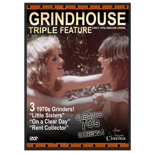 Sisters 1970s Grindhouse Triple Feature (DVD)