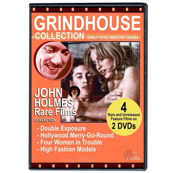 Rare Films of John Holmes Collection (2-DVD)