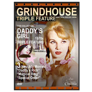 Daddy's Girl Grindhouse Triple Feature (DVD)