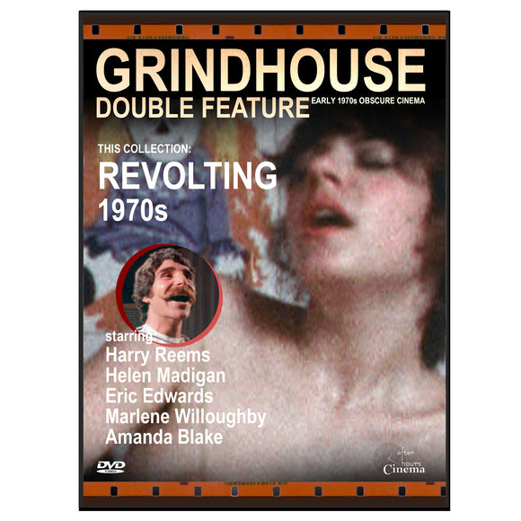 Revolting Teens of the 70s Grindhouse Double Feature (DVD)