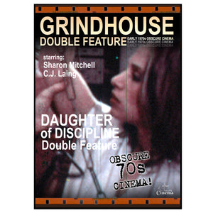 Daughter of Discipline Grindhouse Avon 7 Double Feature (DVD)