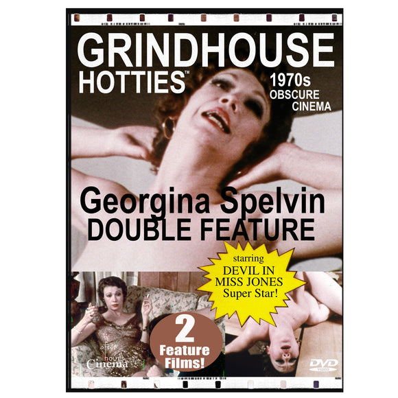 Georgina Spelvin Grindhouse Double Feature (DVD)