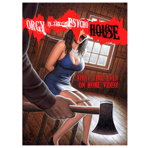 Orgy in the Psycho House (DVD)