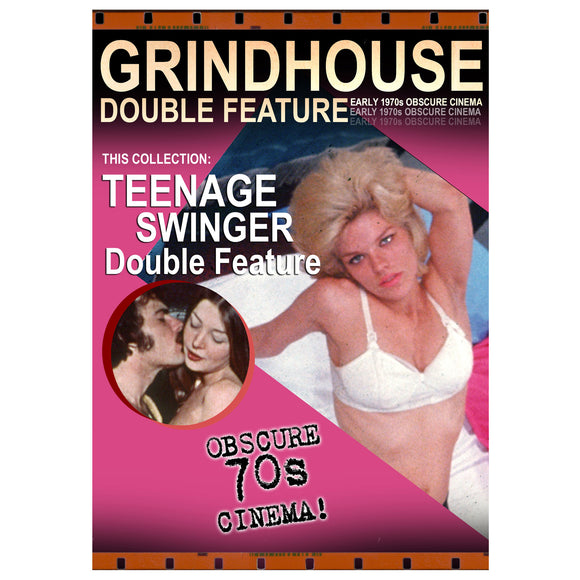 Teenage Swingers 1970s Double Feature (DVD)