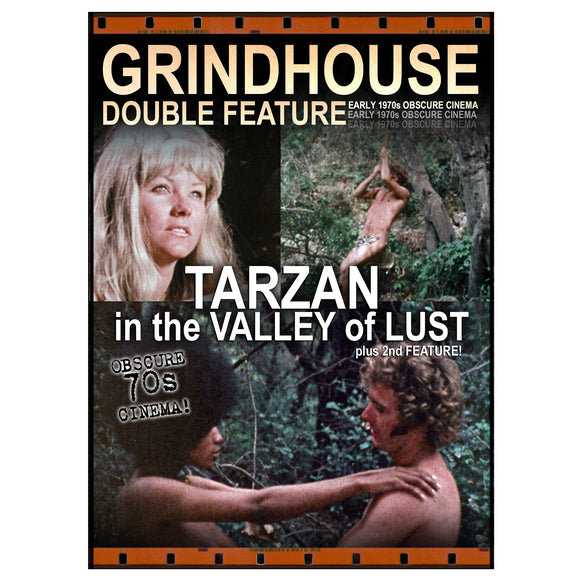 Tarzan in the Valley of Lust (DVD)