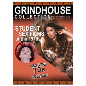 Student Sex Films of the 1970s (DVD)