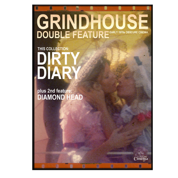 Dirty Diary Grindhouse Double Feature (DVD)