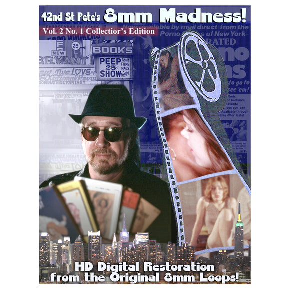 42nd Street Pete's 8mm Madness Vol. 2 No. 1 (DVD)