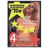 Grindhouse Sleazefest of the 1970s Collection (DVD)