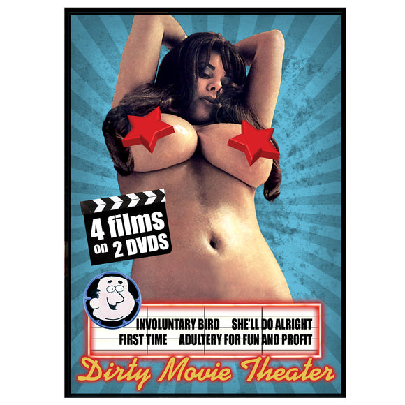 Dirty Movie Theater of the 1970s Collection (2-DVD)