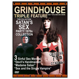 Satan's Party Grindhouse Triple Feature (DVD)