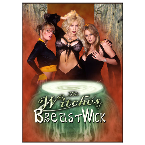 Witches Of Breastwick / Witches Of Breastwick 2 - Double Feature DVD