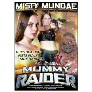 Misty Mundae Mummy Raider (DVD)