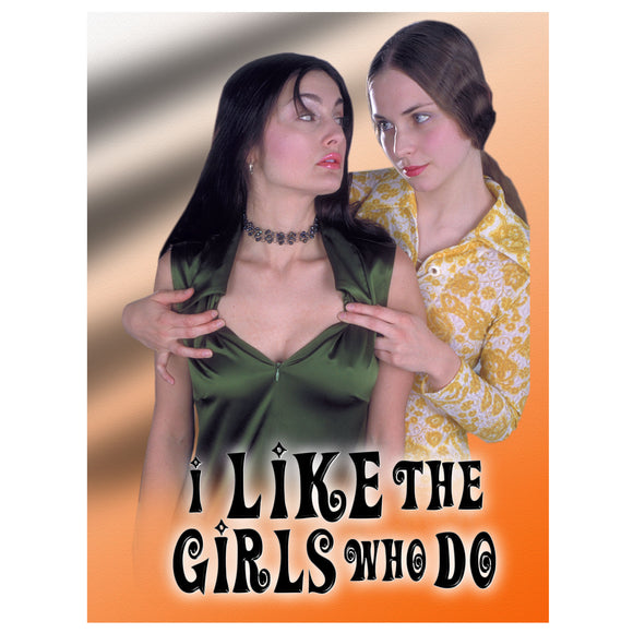 I Like The Girls / Peeping In Girl's Dorm (DVD)