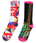 Crooks&castles assorted socks
