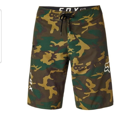 Fox Overhead Camo Shorts