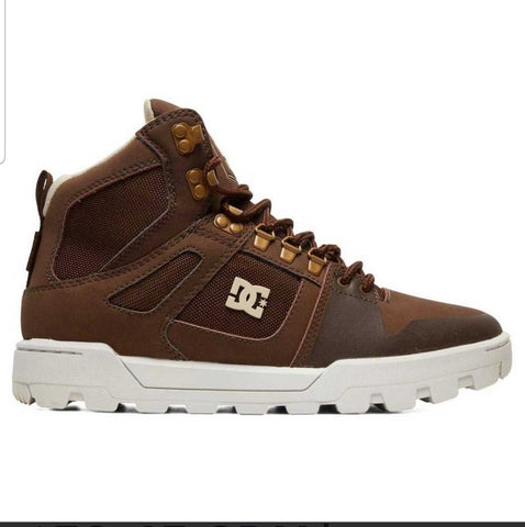 DC shoes pure high top WR boot