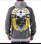 HR THE DESCENDING ANGEL ZIP UP HOODIE