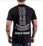 HR THE LIVING THE LIFE TEE
