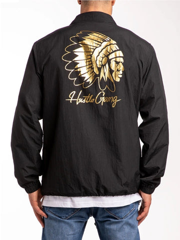 Hustle Gang Signature Chief Coach Jacket