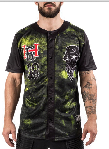 Headrush The Be Right Back Baseball Jersey