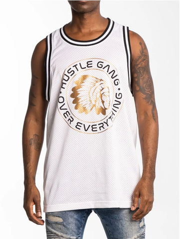 Hustle Gang Sealed Basketball Jersey