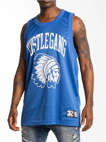 Hustle Gang Champion Basketball Jersey