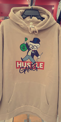 The hustle Gang Rich Uncle Pullover Hoodie