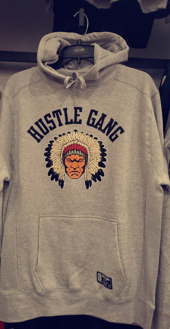Hustle Gang Front Chief PO Hoodie